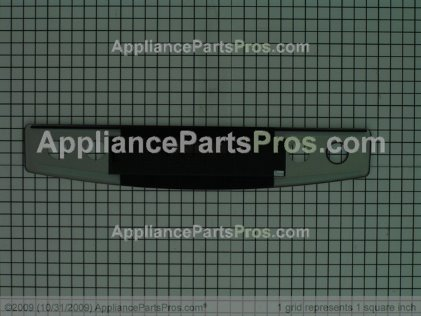 GE Glass Touch Asm (ss) WB27T10771 from AppliancePartsPros.com