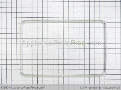 GE Glass Tray WB48X194 from AppliancePartsPros.com