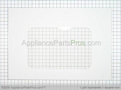 GE Glass WB56T10145 from AppliancePartsPros.com
