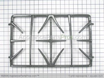 GE Grate Asm WB31T10088 from AppliancePartsPros.com