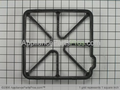 GE Grate Cast WB31K18 from AppliancePartsPros.com