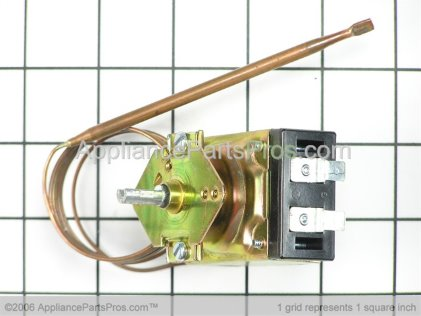 GE Griddle Thermostat WB21X5356 from AppliancePartsPros.com