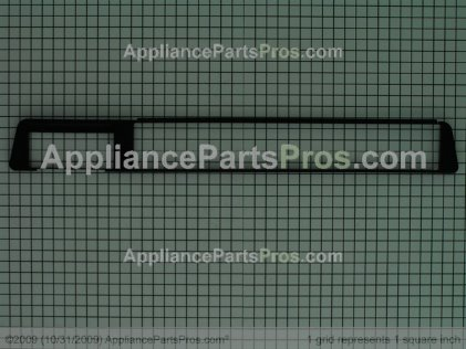 GE Grille, Discharge WP71X45 from AppliancePartsPros.com