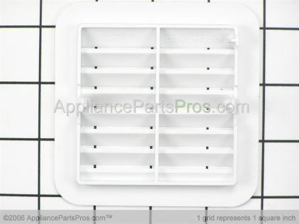 GE Grille I/s WR2X8629 from AppliancePartsPros.com