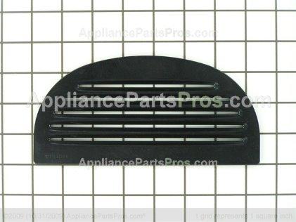 GE Grille Recess Bk WR17X11770 from AppliancePartsPros.com