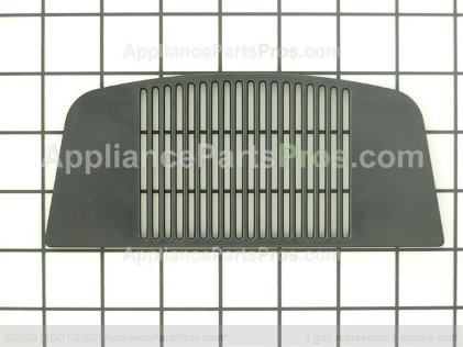 GE Grille Recess Bk WR17X3366 from AppliancePartsPros.com