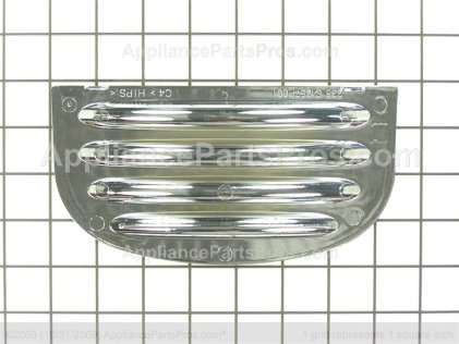 GE Grille Recess WR17X12320 from AppliancePartsPros.com