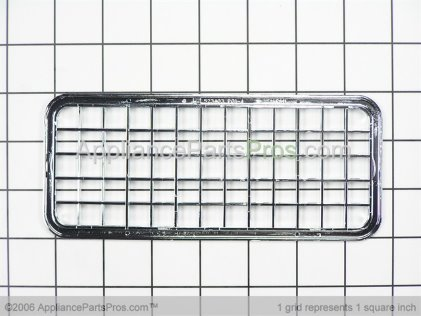 GE Grille WR2X3953 from AppliancePartsPros.com