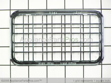GE Grille WR2X5997 from AppliancePartsPros.com