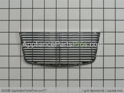 GE Grille WR2X8656 from AppliancePartsPros.com