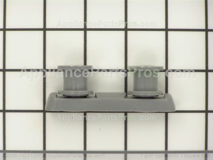 GE Guide Rail Bracket As WD12X10221 from AppliancePartsPros.com