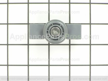 GE Guide Rail Bracket Asm W WD12X10317 from AppliancePartsPros.com
