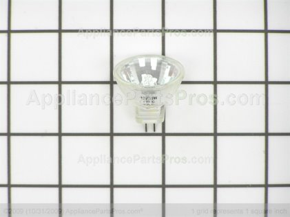 GE Halogen Bulb Light Colum WR02X11183 from AppliancePartsPros.com