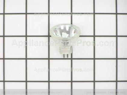 GE Halogen Bulb Light Colum WR02X11183 from AppliancePartsPros.com