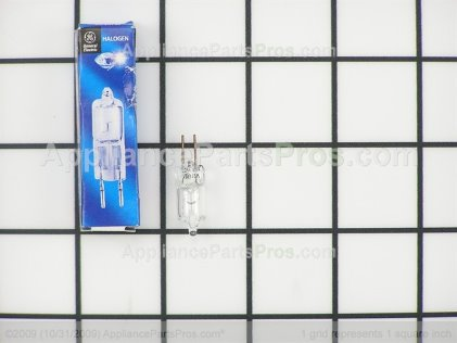 GE Halogen Lamp, 10 Watt WB36X10163 from AppliancePartsPros.com