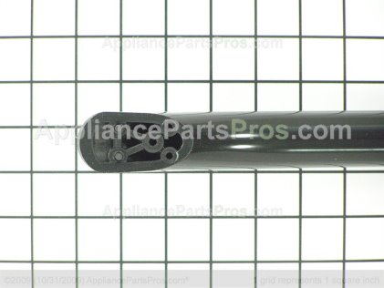 GE Handle (bk) WB15T10183 from AppliancePartsPros.com