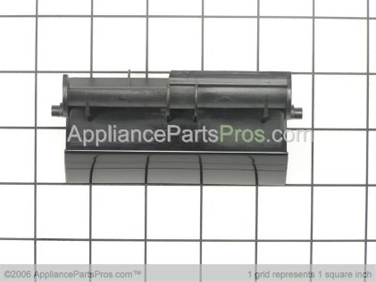 GE Handle Black WD09X10012 from AppliancePartsPros.com