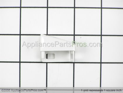 GE Handle Cap-Lt (wh) WB7K5339 from AppliancePartsPros.com