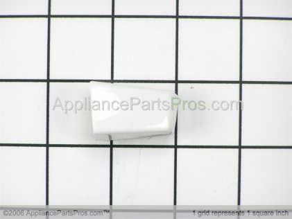 GE Handle Cap-Rt (wh) WB7K5338 from AppliancePartsPros.com