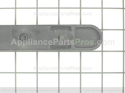 GE Handle Door Ff Bk WR12X10771 from AppliancePartsPros.com