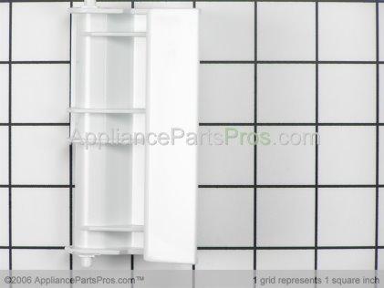 GE Handle, Door (white) WD09X10044 from AppliancePartsPros.com