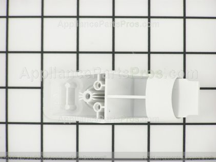 GE Handle End Cap WB7K5319 from AppliancePartsPros.com