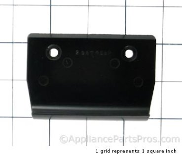 GE Handle Oven Dr WB15X5201 from AppliancePartsPros.com