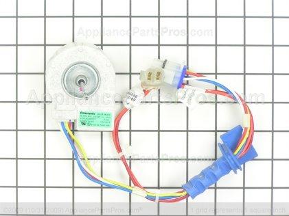 Ge Wr23x10467 Harness Fz Fan Htr Appliancepartspros Com