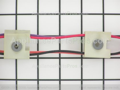 GE Harness Switch WB18T10388 from AppliancePartsPros.com