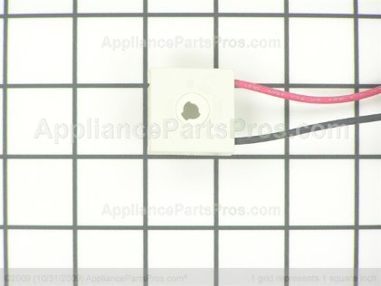GE Harness Switch WB21K10035 from AppliancePartsPros.com