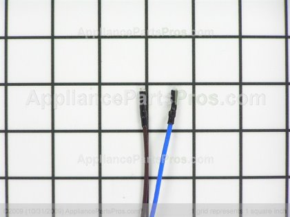 GE Harness Wire Burner WB18T10252 from AppliancePartsPros.com