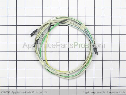GE Harness Wire High Voltage WB18K6 from AppliancePartsPros.com