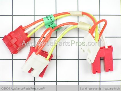 GE Harness WR23X10108 from AppliancePartsPros.com