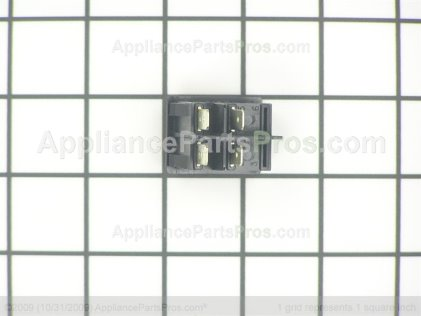 GE Heat-Lamp Rocker Switch WB24X10111 from AppliancePartsPros.com