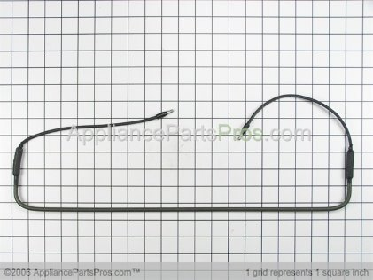 GE Heater-Defrost WR51X10035 from AppliancePartsPros.com