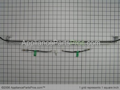 GE Heater, Defrost WR51X466 from AppliancePartsPros.com