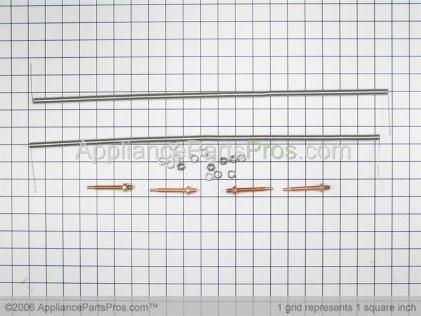 GE Heating Element Kit WE11X261 from AppliancePartsPros.com