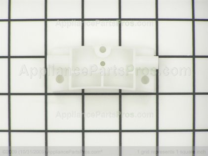GE Hinge Door Plate WH01X10340 from AppliancePartsPros.com
