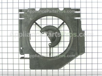 GE Housing Condenser Fan WR17X2161 from AppliancePartsPros.com