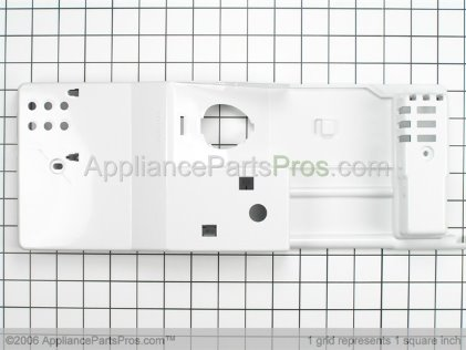 GE Housing Control WR17X12852 from AppliancePartsPros.com