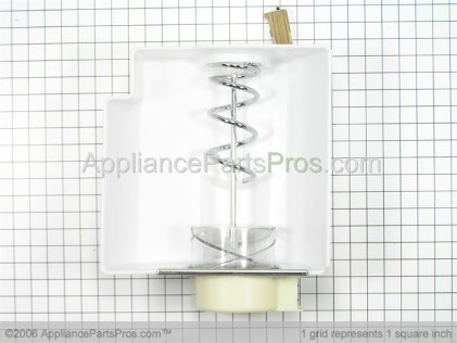 GE Ice Bucket and Auger Assembly WR17X4312 from AppliancePartsPros.com