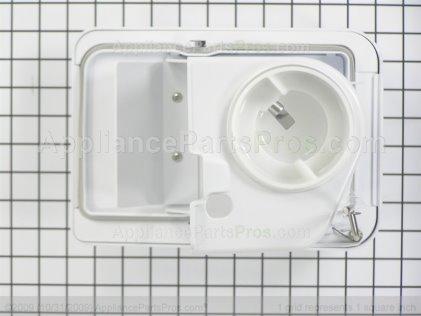 GE Ice Bucket Asm Profile WR29X10097 from AppliancePartsPros.com