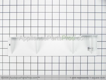 GE Ice Bucket Shelf L/s WR71X10196 from AppliancePartsPros.com