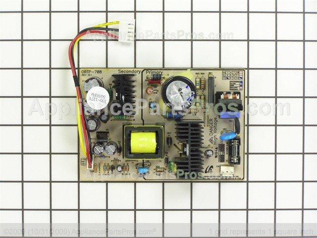ge wr55x10764 icemaker circuit brd appliancepartspros com ge icemaker circuit brd wr55x10764 from appliancepartspros com