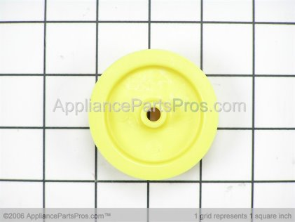 GE Idler Pulley WE12X81 from AppliancePartsPros.com