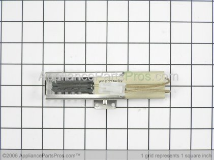 GE Ignitor/broil WB2X4306 from AppliancePartsPros.com