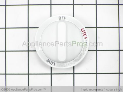 GE Infinit Knob WB3K5264 from AppliancePartsPros.com