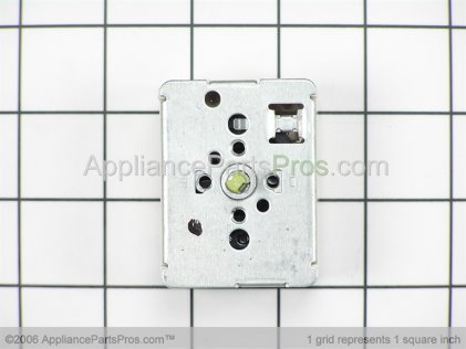 GE Infinite Control Switch WB24T10011 from AppliancePartsPros.com