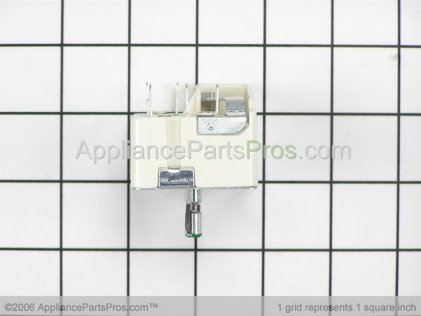 GE Infinite Control Switch WB24T10027 from AppliancePartsPros.com