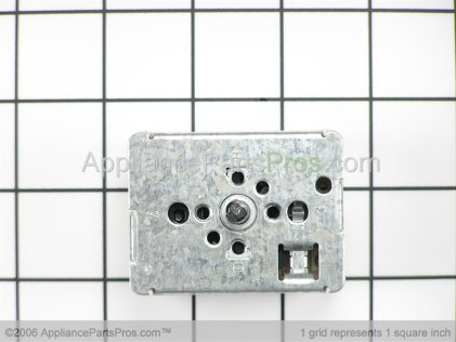 GE Infinite Control Switch WB24T10029 from AppliancePartsPros.com